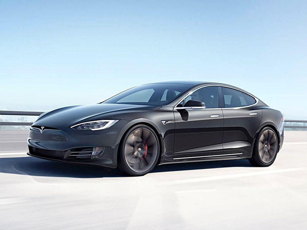 Долгоиграющая Tesla Model S теперь 647 км на одной зарядке