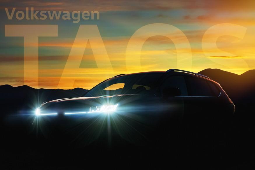 Новый кроссовер Volkswagen: не Tarek, а Taos, и он дешевле Тигуана. Ждём в России