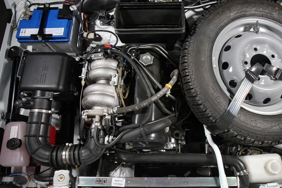 lada_4x4 экспортная двигатель
