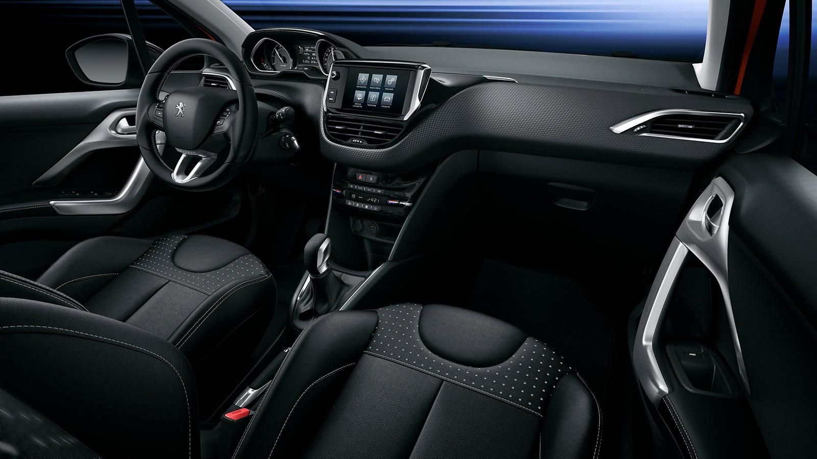 На фото: Peugeot 208