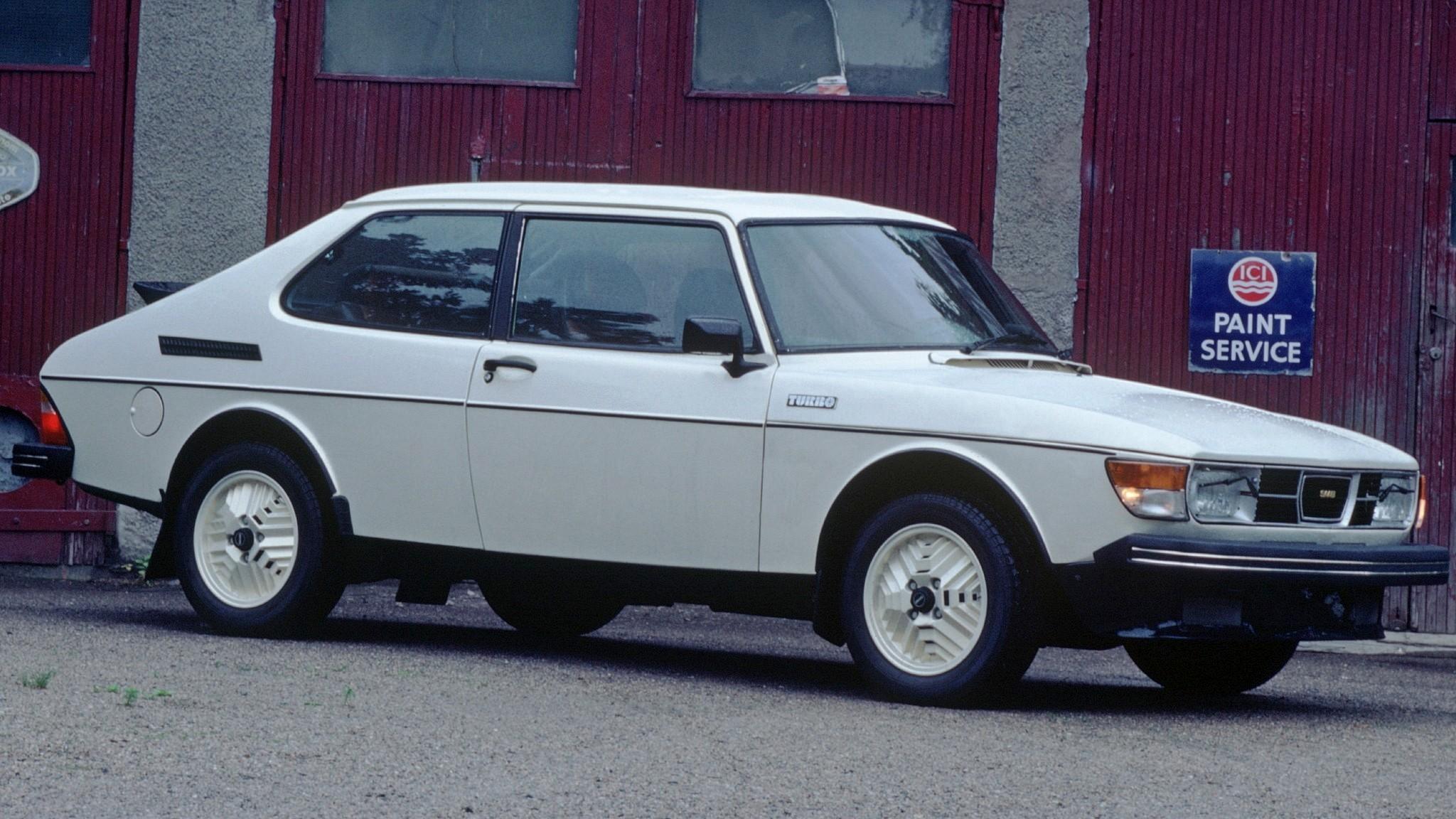 Saab 99 Turbo Combi Coupe '1978–80