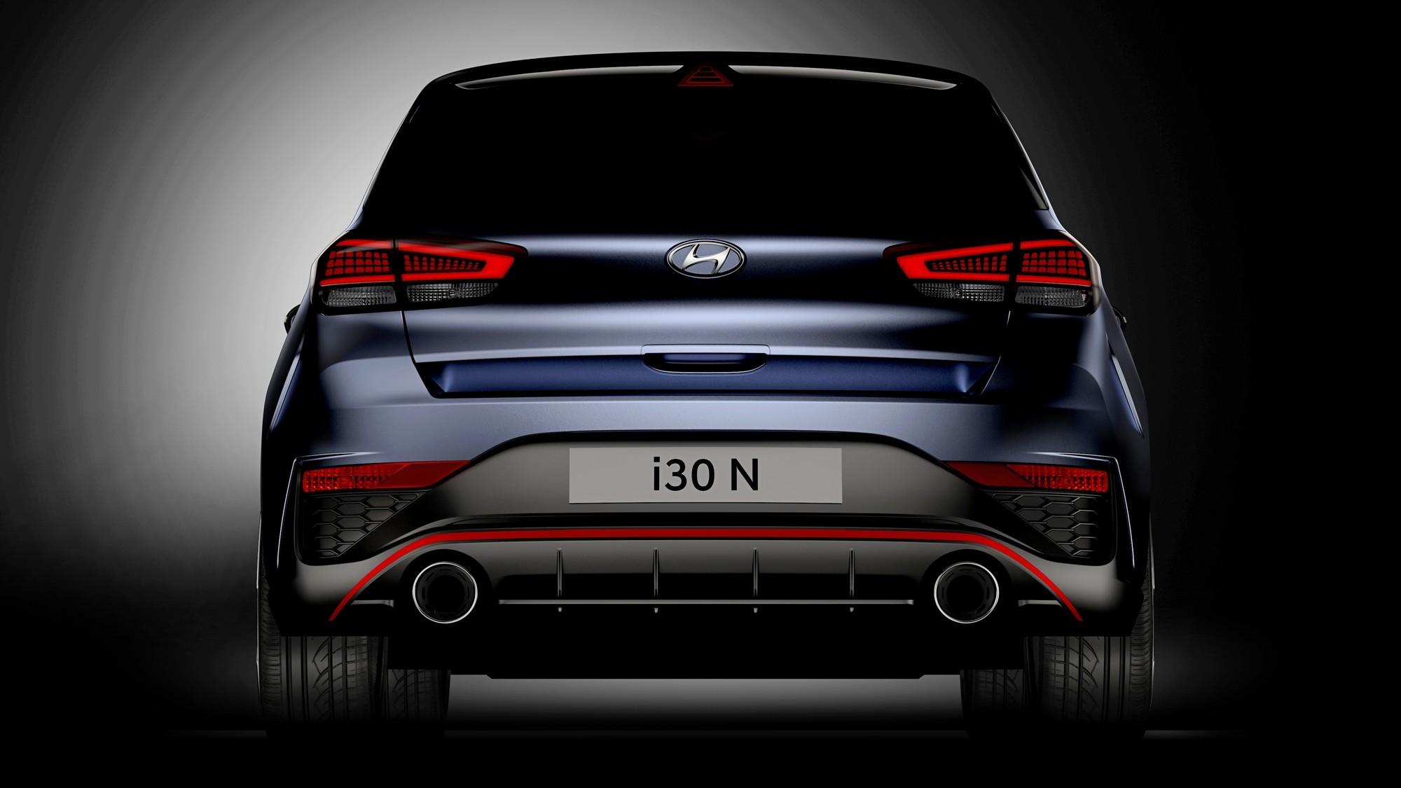 Обновлённый Hyundai i30 N: теперь с «роботом» и умной электроникой