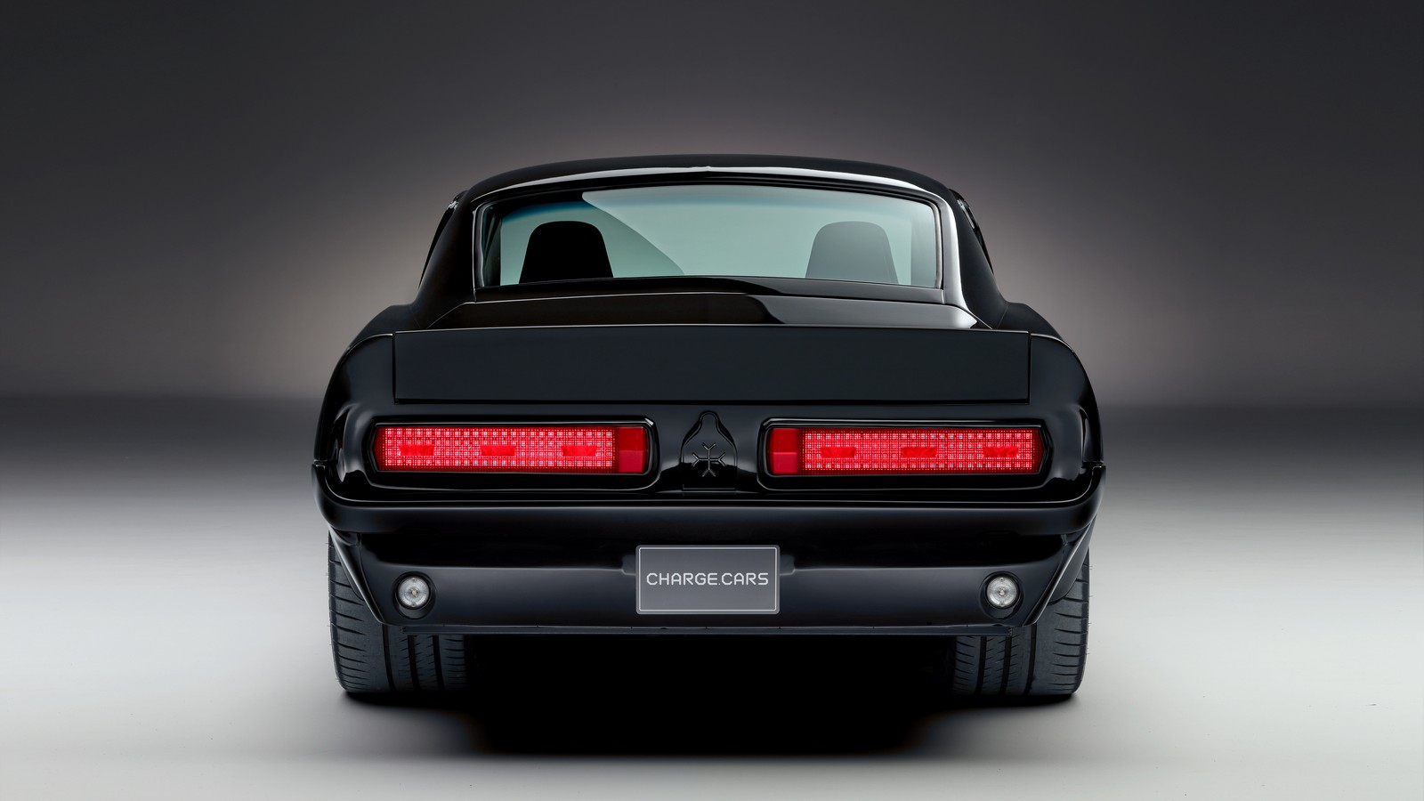 Charge.Cars — brand-new electric 1967 Mustang fastback 03