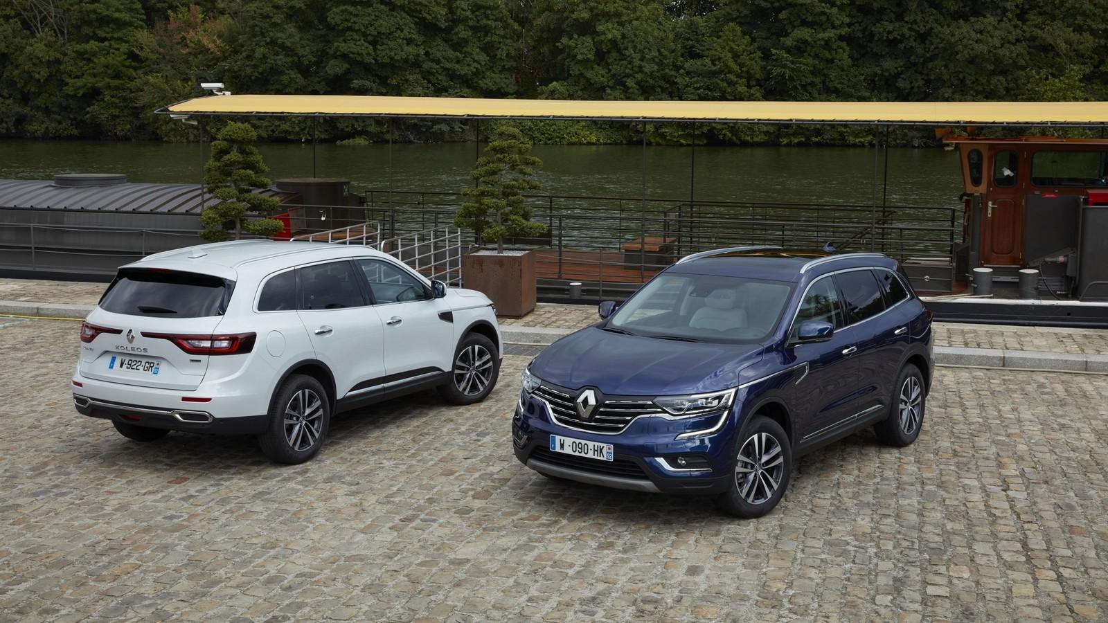 На фото: Renault Koleos Worldwide '2016–н.в.