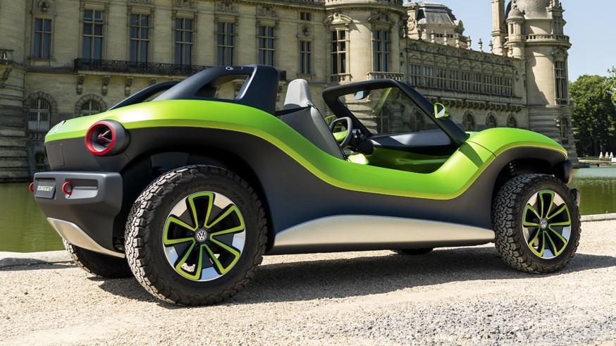 Без новых «электричек»: Volkswagen не планирует выпускать ID Buggy и ID Ruggdzz