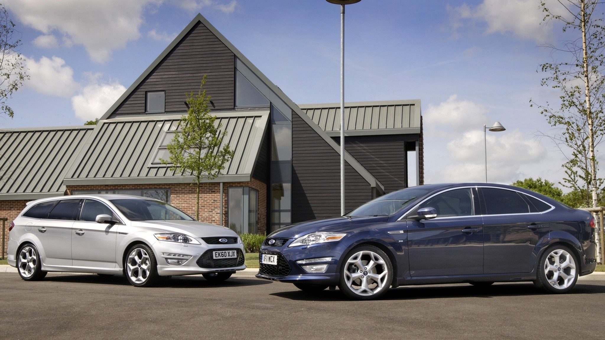 Ford Mondeo '2007–14
