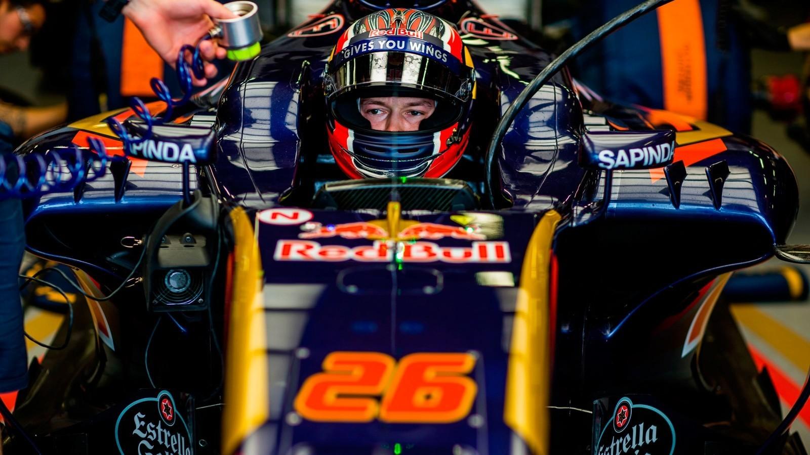 Даниил Квят считает, что его команда ещё может побороться с Force India за место в Кубке конструкторов