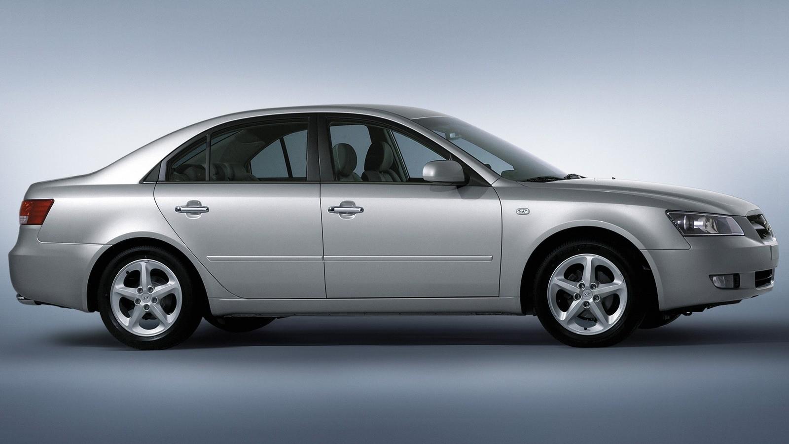 Hyundai Sonata (NF) '09.2004–11.2007гг