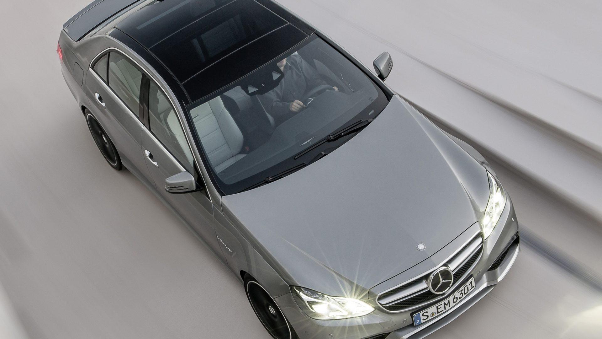 На фото: Mercedes-Benz E 63 AMG (W212) '2013–н.в