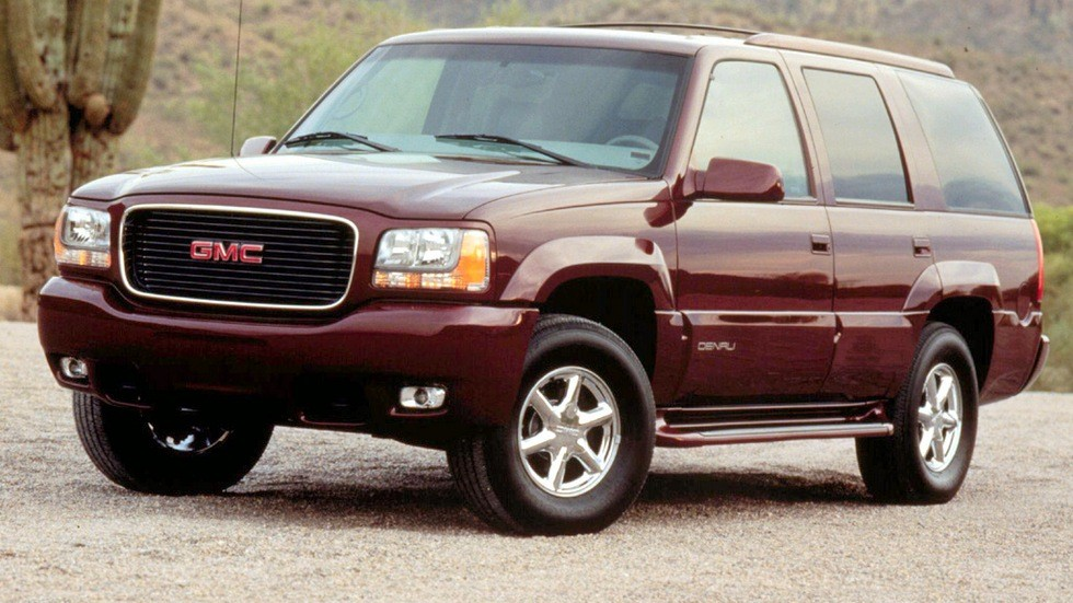 GMC Yukon Denali '1999–2000