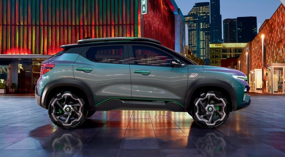 Бюджетный кроссовер Renault: это Kiger, будет глобальным, есть брат от Nissan