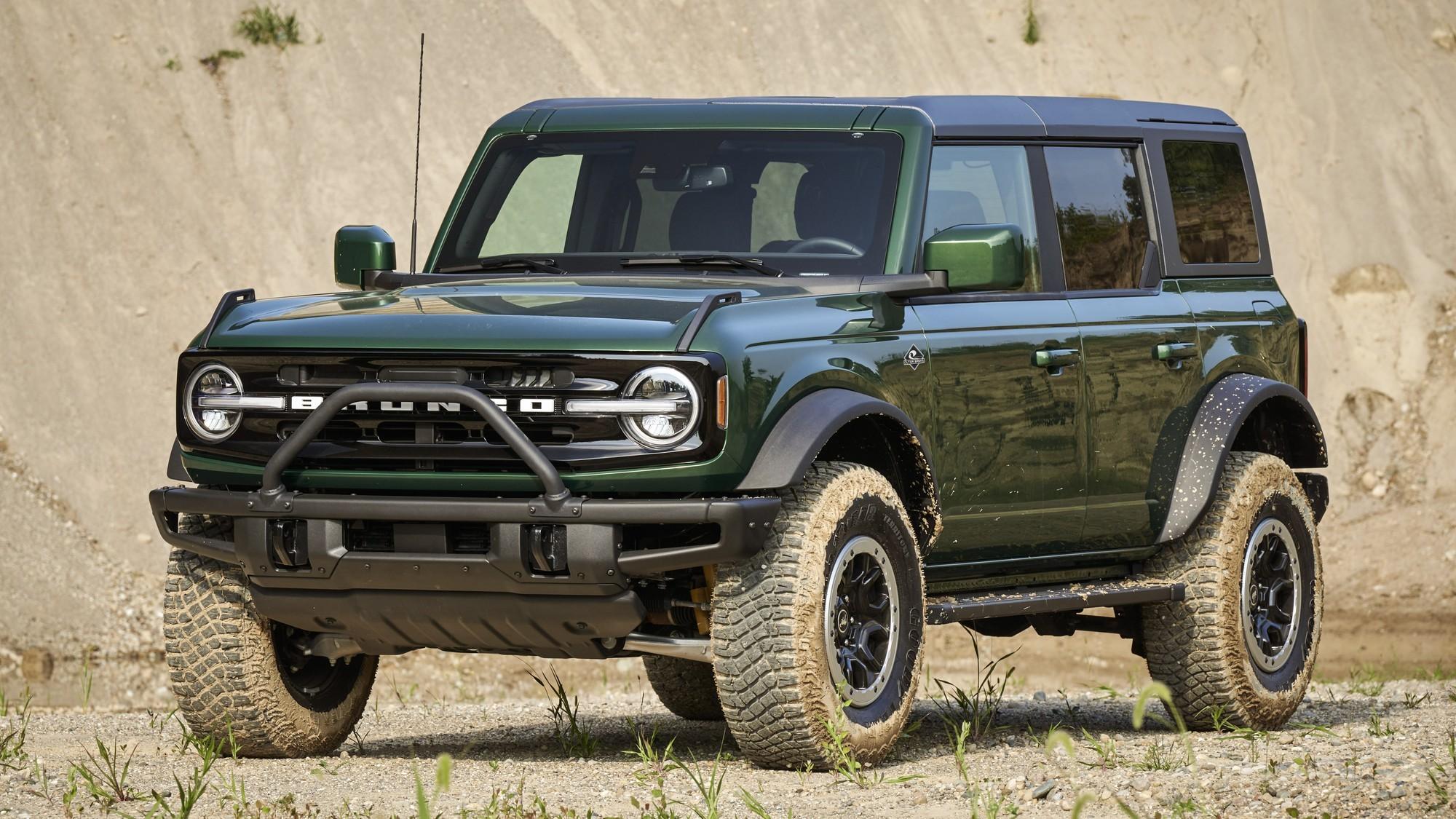 Надо знать меру: Ford отменил пикап на базе внедорожника Bronco