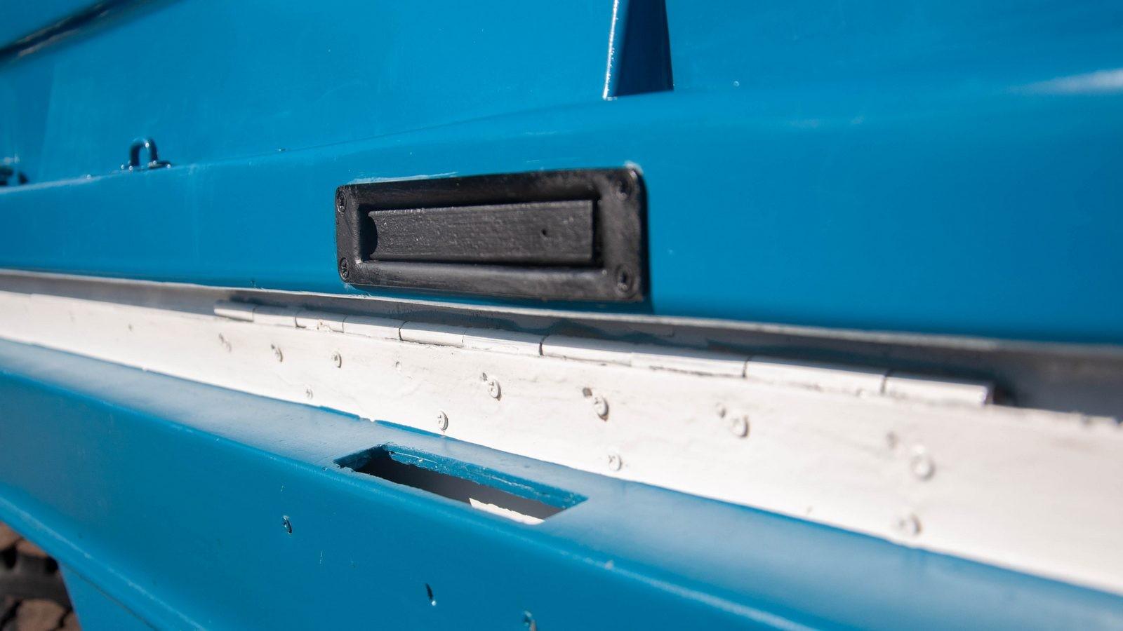 ЗИЛ-49061 Синяя Птица борт