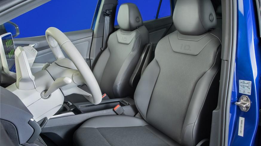 Новый кроссовер Volkswagen: запас хода до 520 км, пока только с одним мотором