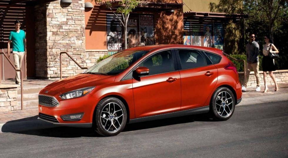 Актуальный Ford Focus для США