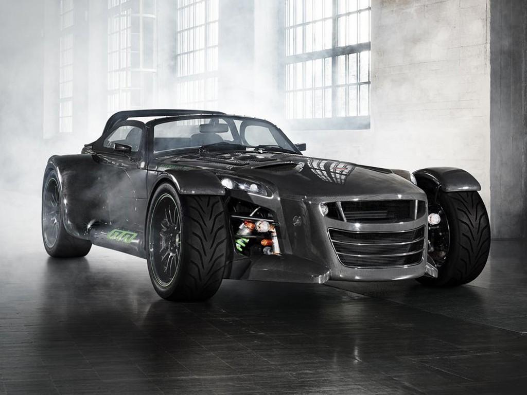 Обои 2015, donkervoort, d8, bare naked carbon. Автомобили foto 13