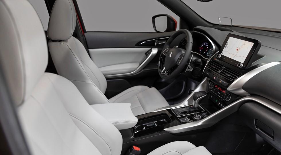 Обновлённый Mitsubishi Eclipse Cross едет в Россию: гибрида не будет, зато теперь два мотора