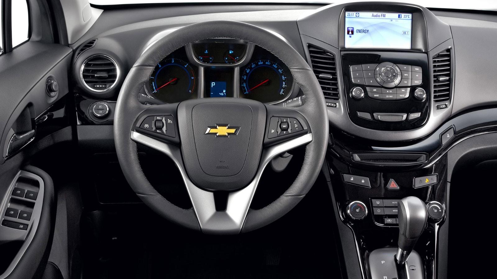 Chevrolet Orlando '2010–н.в.