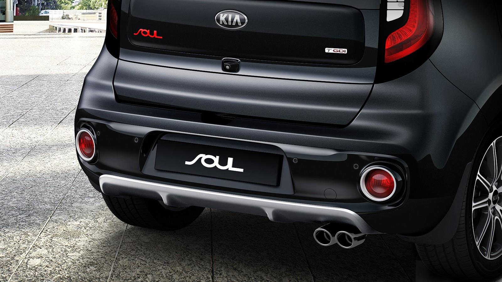 KIA Soul_rear bumper