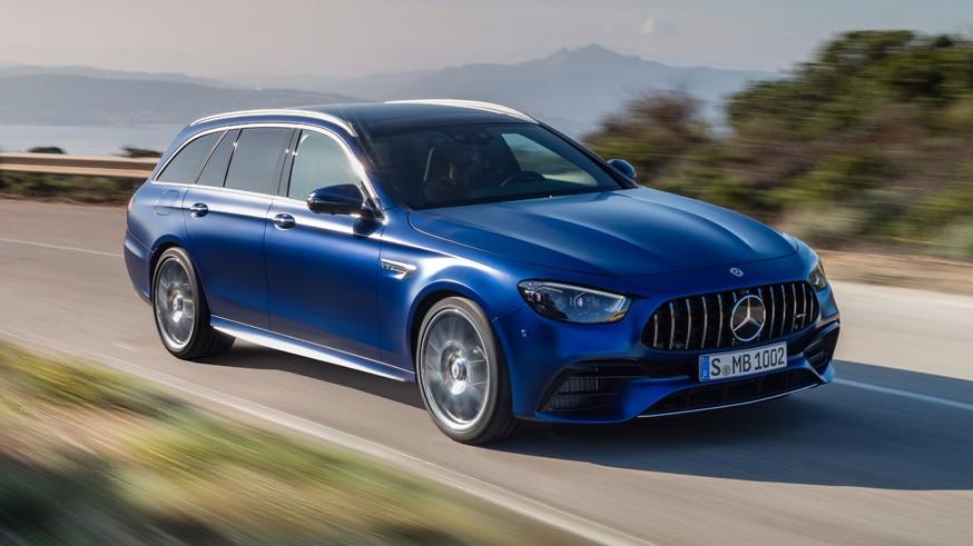 Вслед за «конкурентом» от BMW: Mercedes-AMG обновил седан и универсал E 63