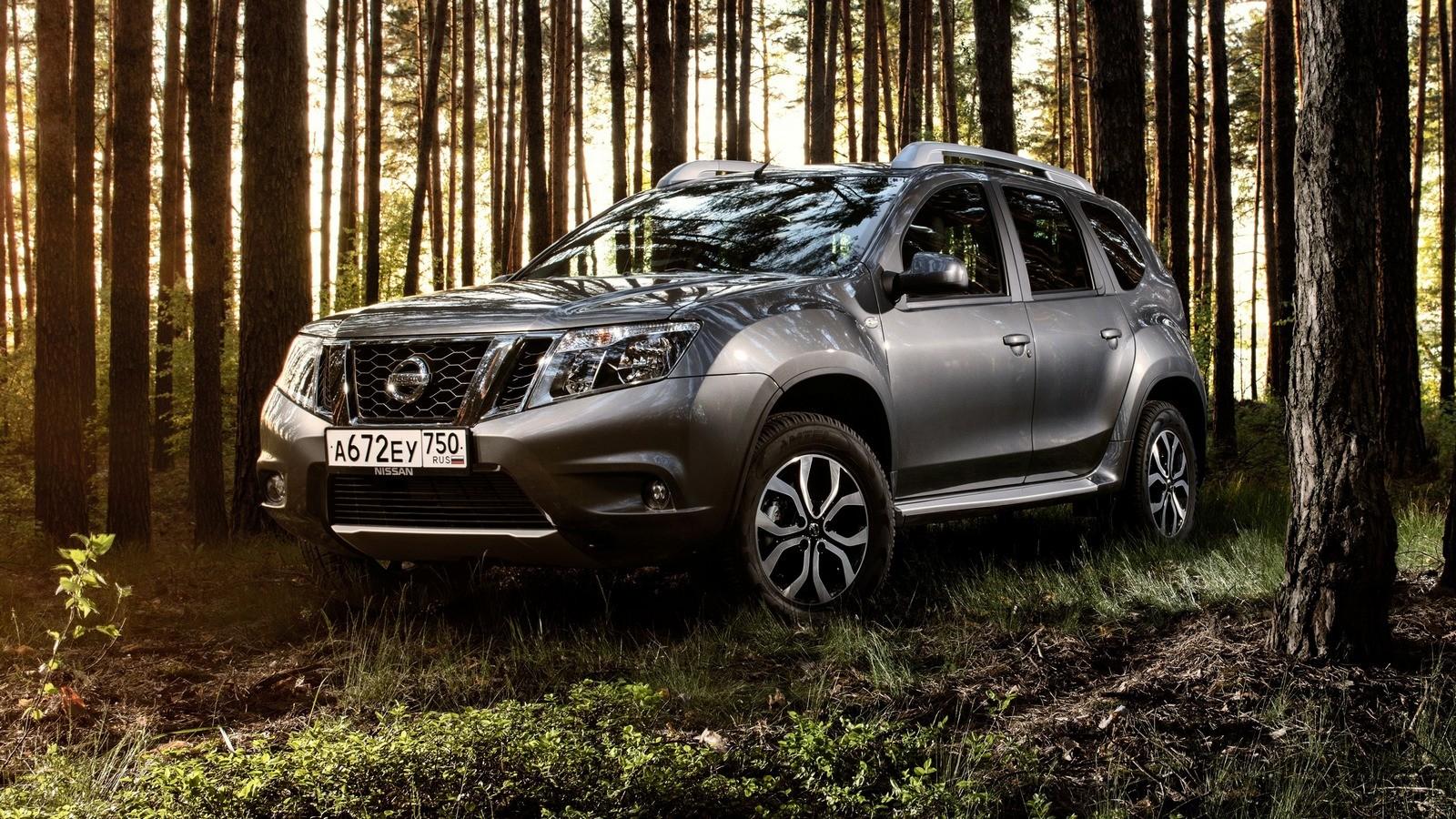 Nissan Terrano RU-spec '2016–н.в.