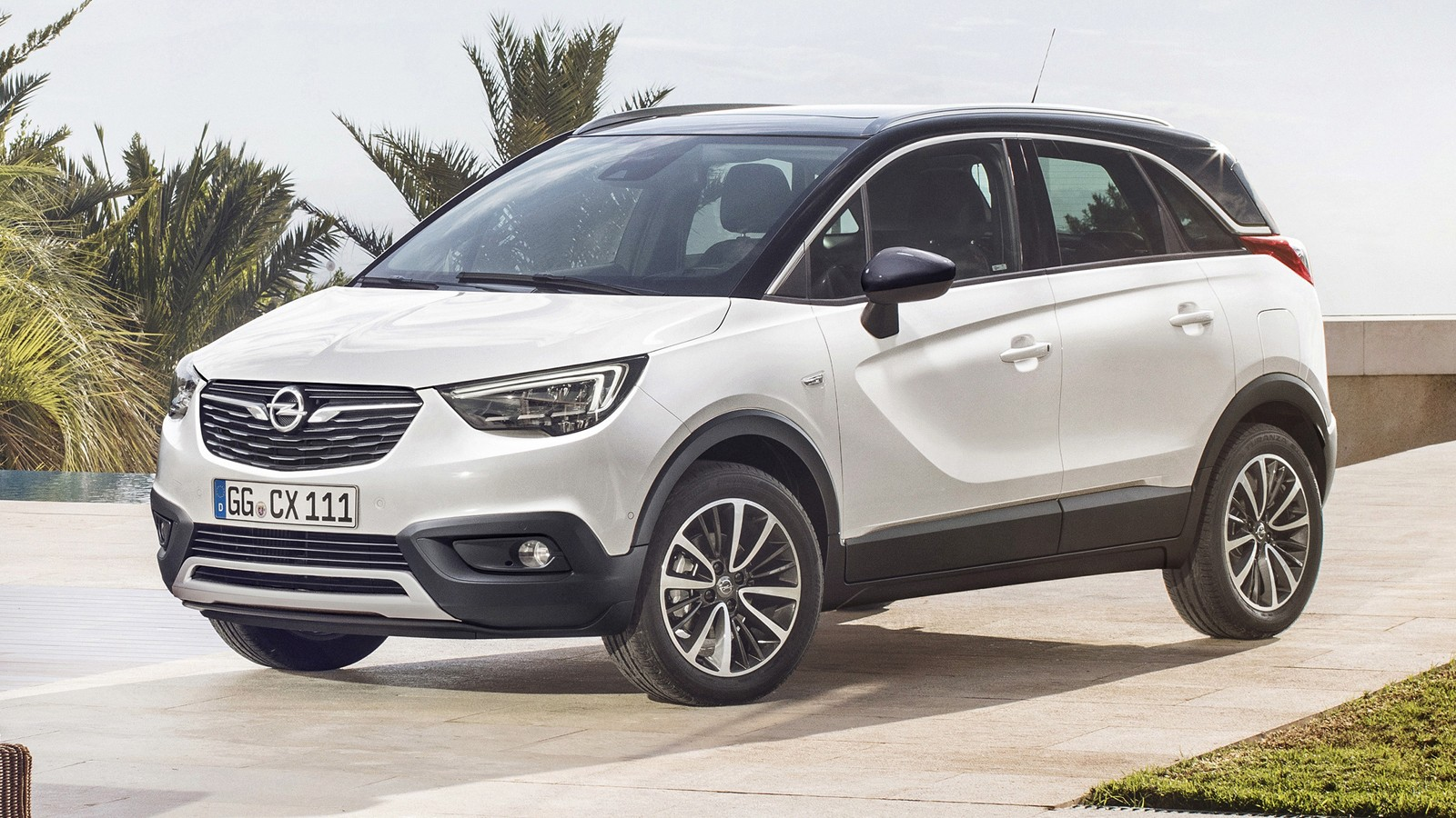 opel cross-1