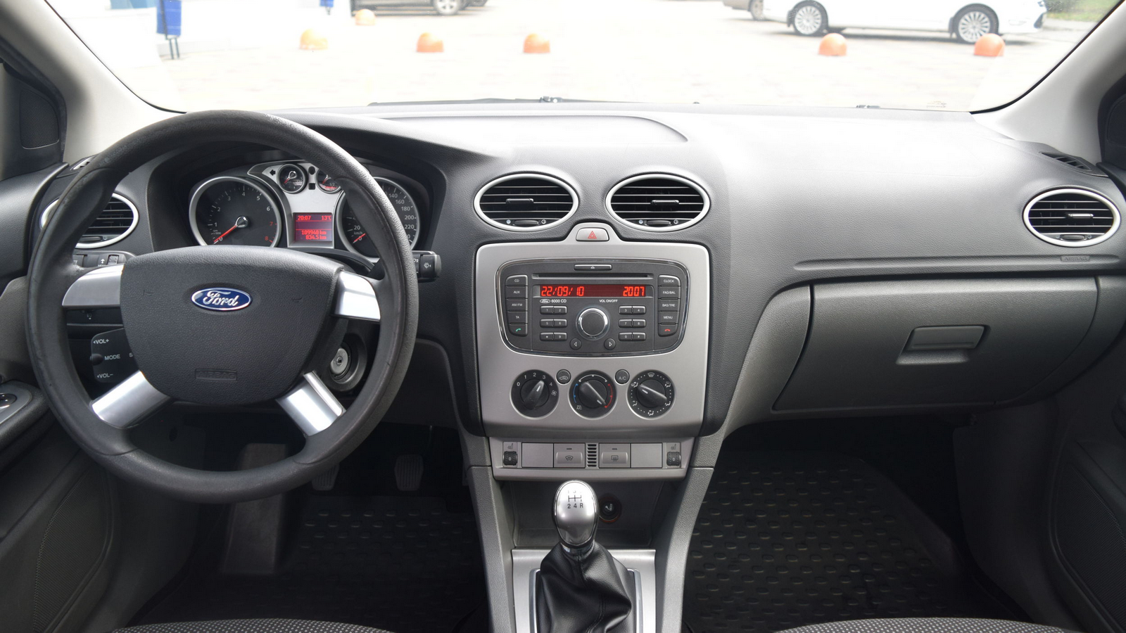 Ford Focus ll салон