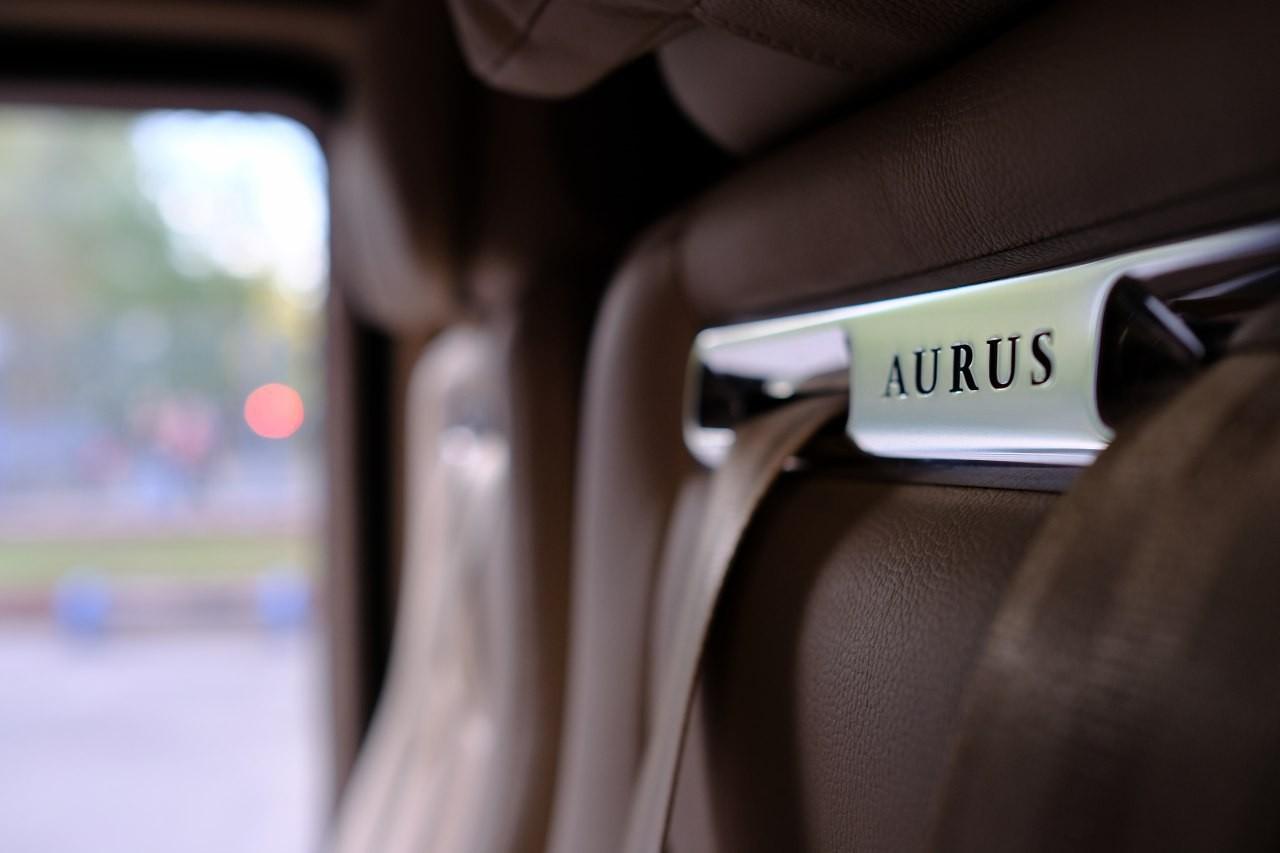 Aurus – теперь и лакшери-вертолёт