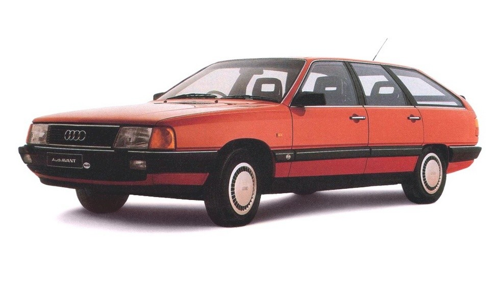 Audi 100 Avant (C3) '1982–87