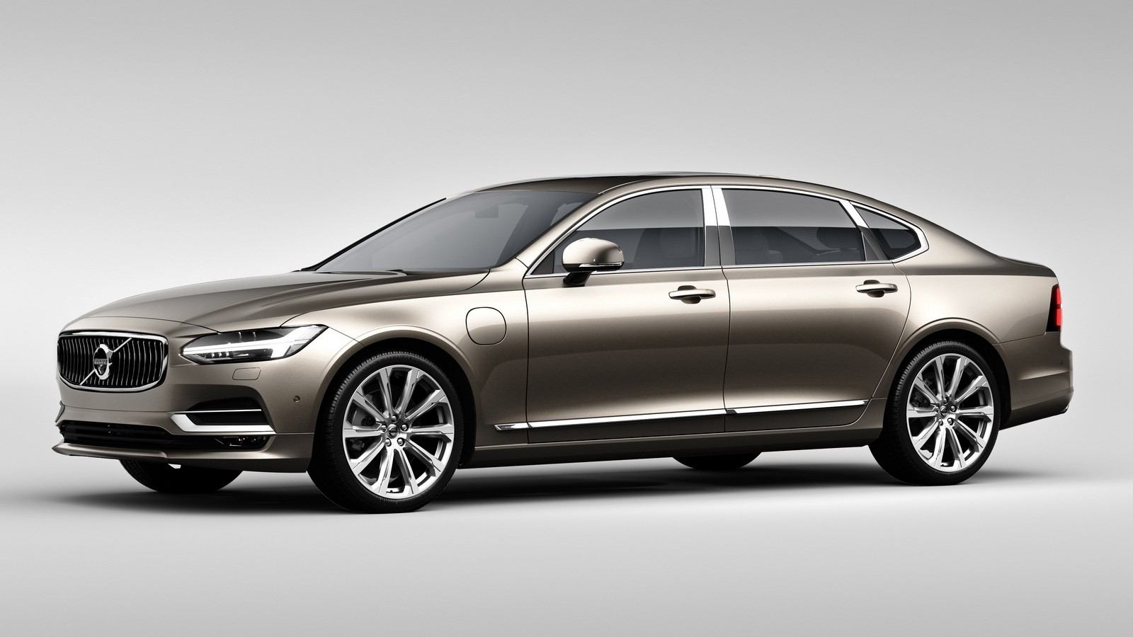 4Volvo S90 Excellence T8 '2017–н.в.