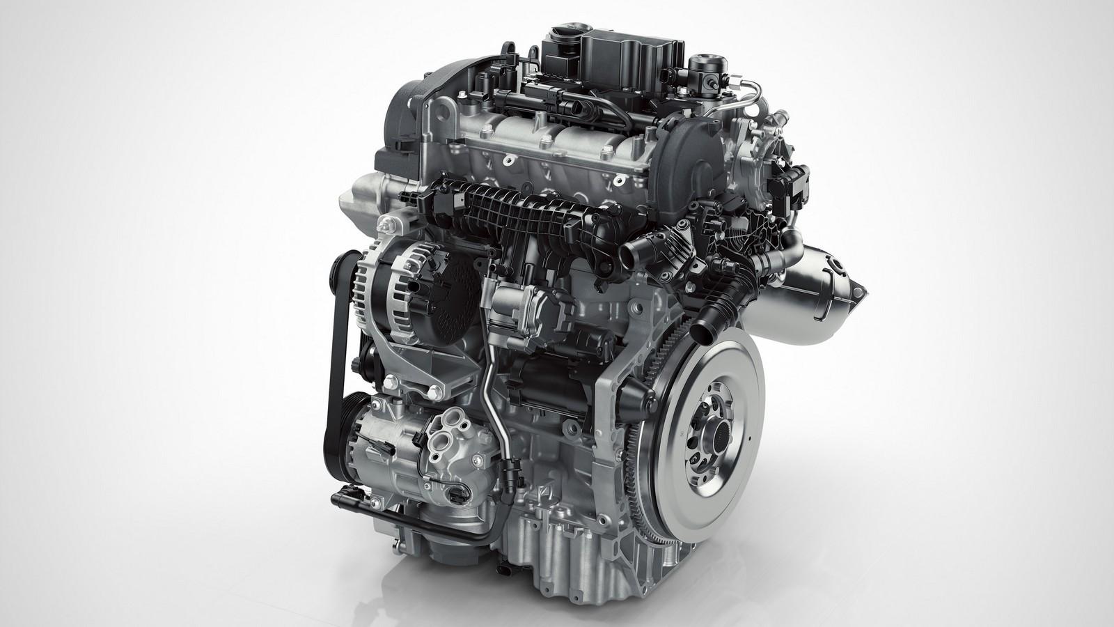 Новый трехцилиндровый мотор Drive-E