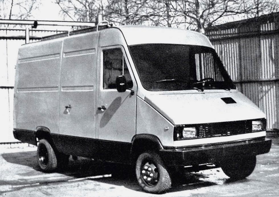 КиАЗ-3727