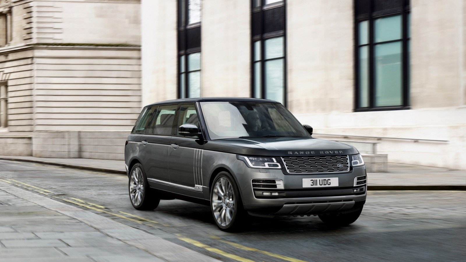 Range Rover SVAutobiography LWB