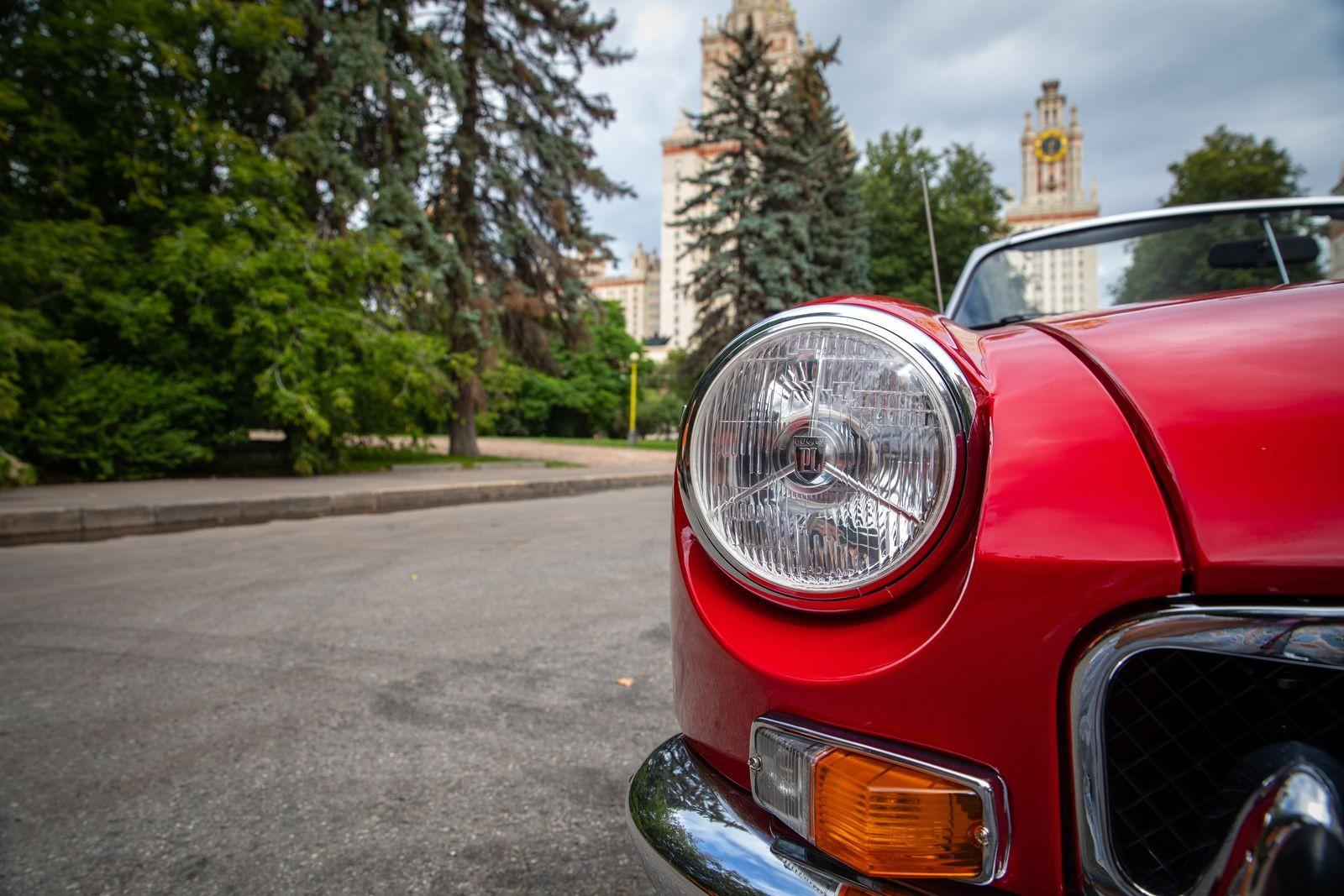 20 тысяч долларов плюс 1 миллион рублей: покупка, реставрация и тест-драйв MG MGB Mark III