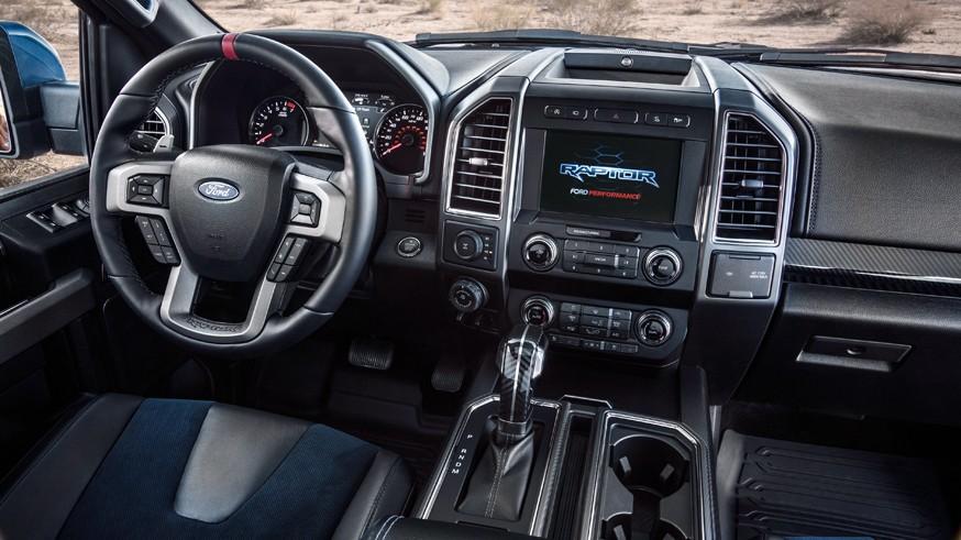 Ford обновит моторную гамму нового F-150 Raptor: пикап может получить V8 от Mustang Shelby GT500
