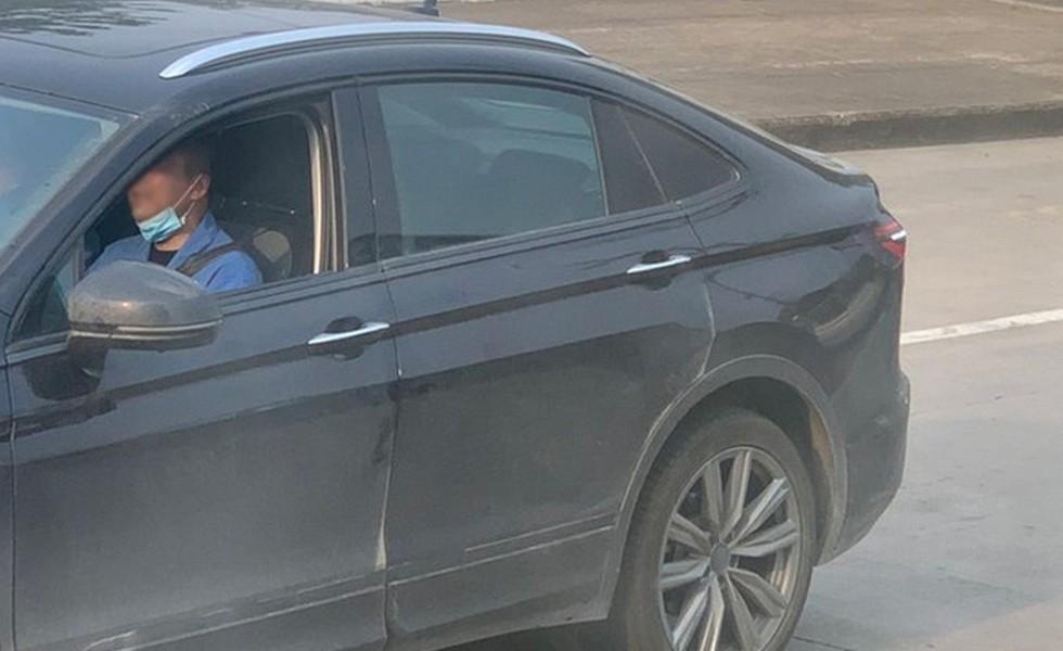 VW опять за своё: купеобразный Tiguan тестируют под видом другой модели (на этот раз Changan)