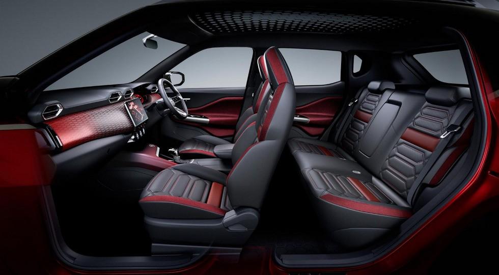 Nissan напомнил о бюджетном кроссе Magnite перед дебютом конкурента от Kia: теперь фото салона