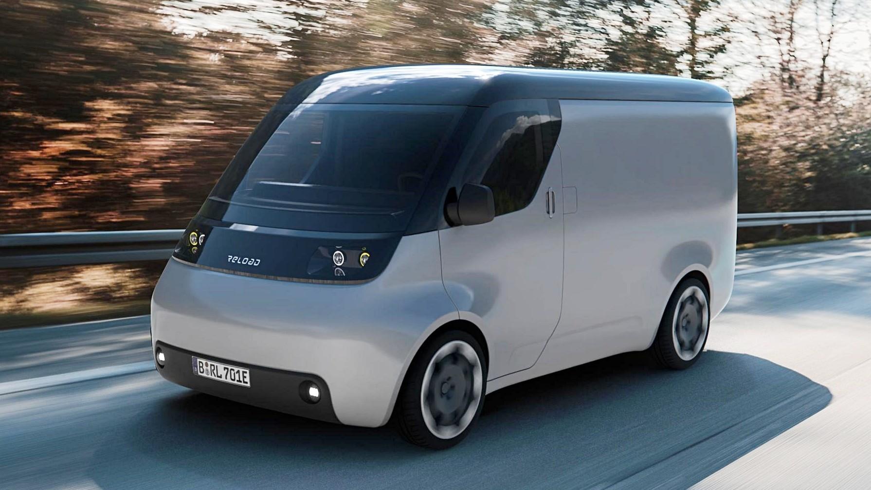 Создатель русского Мустанга и Соллерс разработают электрический фургон для Европы
