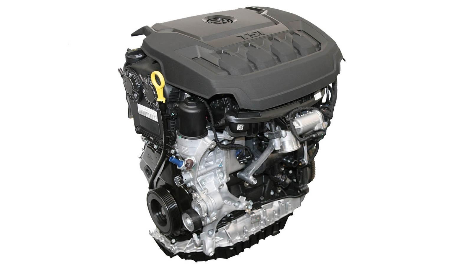 EA888 four-cylinder engine
