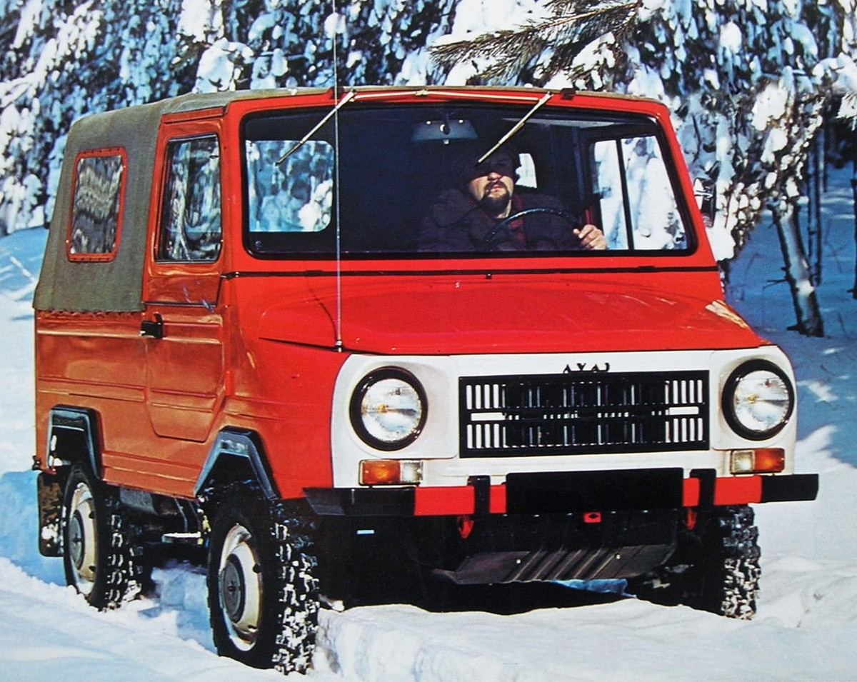 5 причин покупать и не покупать ЛуАЗ-969