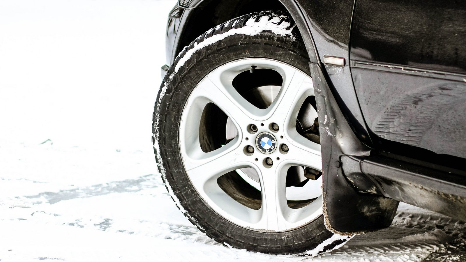 BMW X5 E53 колесо