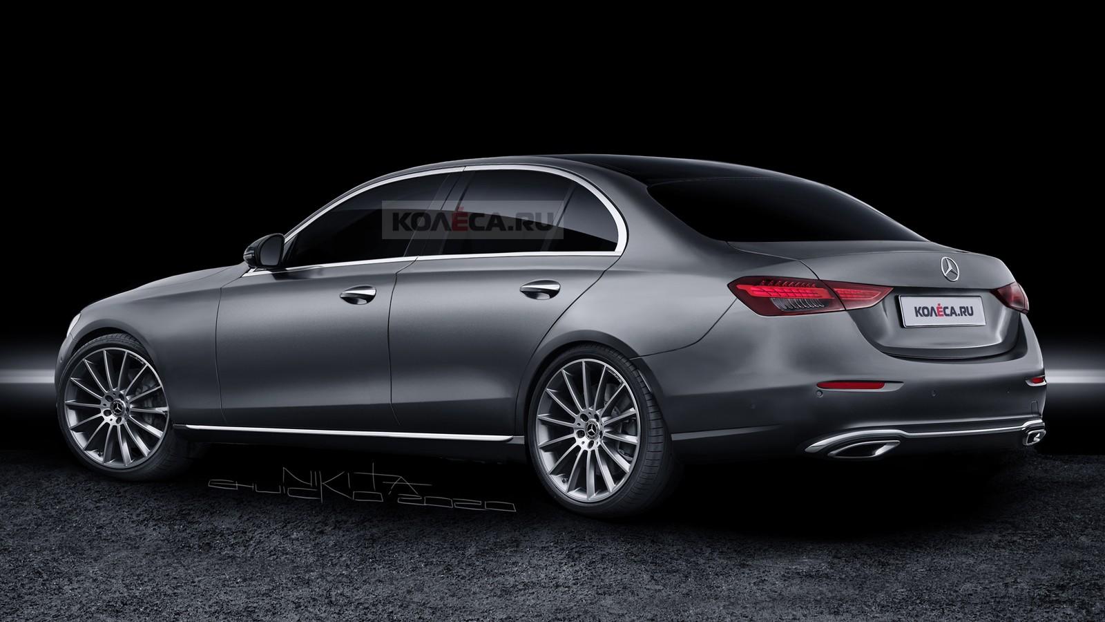 Mercedes-Benz C-класса следующего поколения (W206): новые изображения
