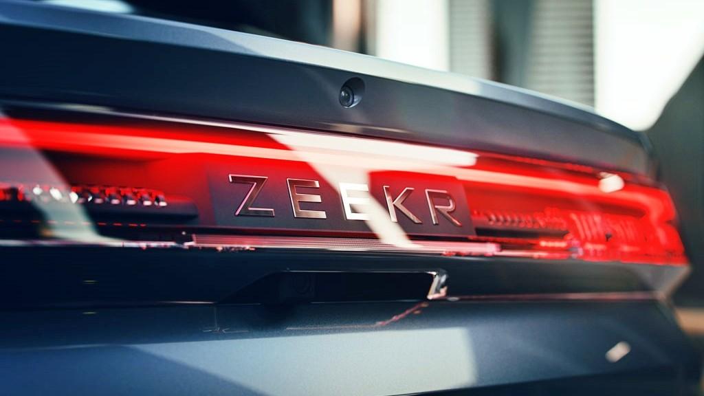 Первой моделью свежеиспечённого бренда Zeekr оказался перелицованный концепт Lynk & Co