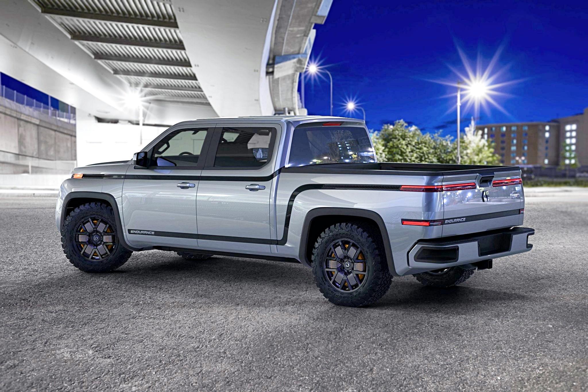 Lordstown Motors: вслед за большим пикапом Endurance будет ещё один, поменьше, и SUV