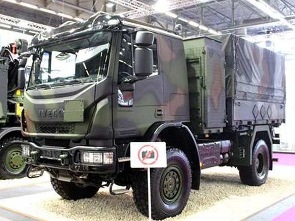 IVECO Eurocargo MLL-150E28W