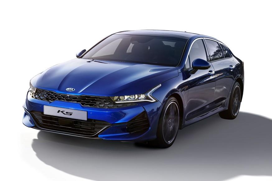 Новый бизнес-седан Kia для РФ другое имя только передний привод атмосферники и АКП