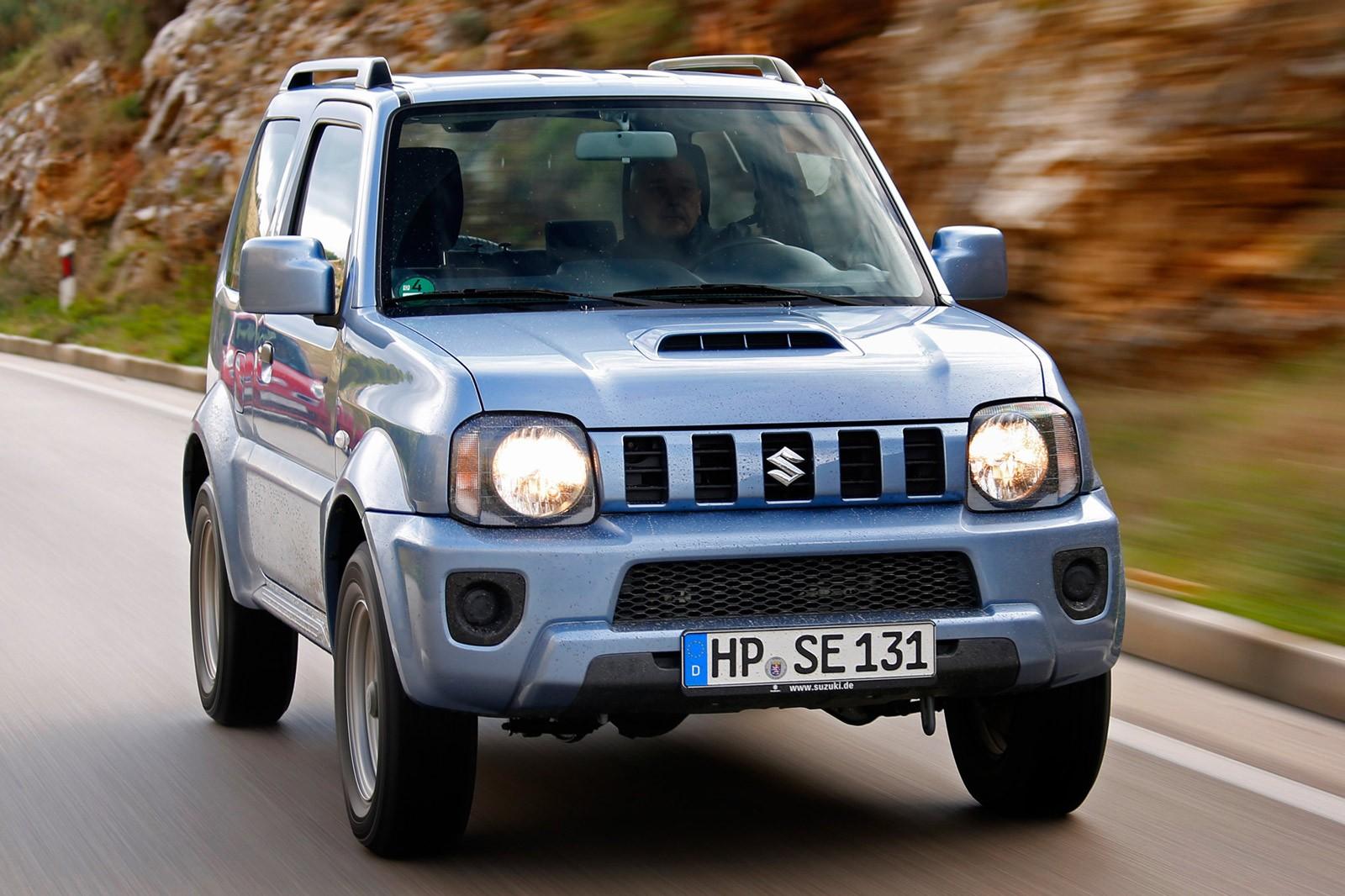 Suzuki Jimny (JB) '1998–2018