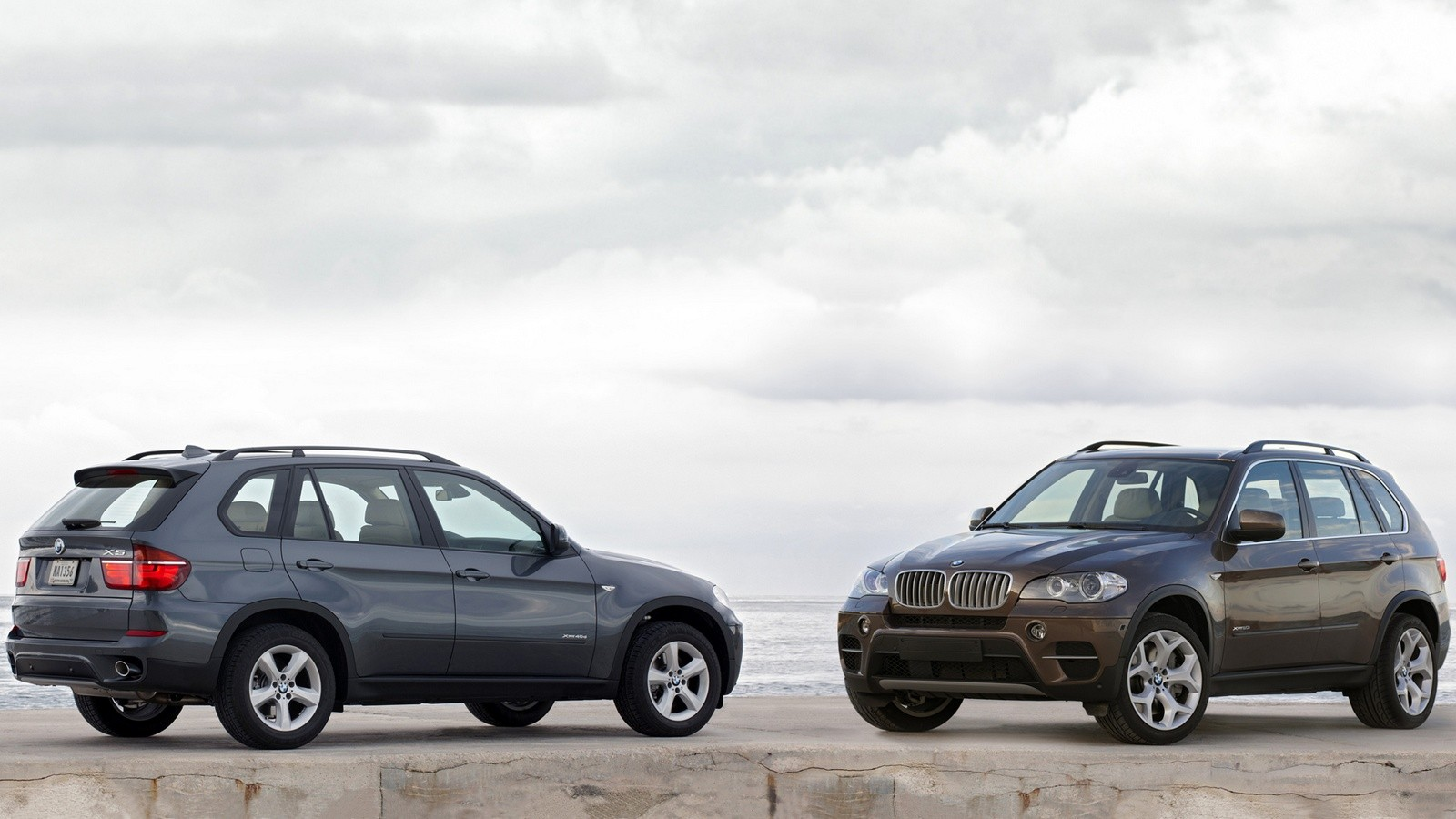 BMW X5 (E70) '2010–13в