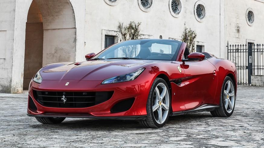 Планы на модельный ряд: Ferrari не собирается делать из Roma и Portofino гибриды