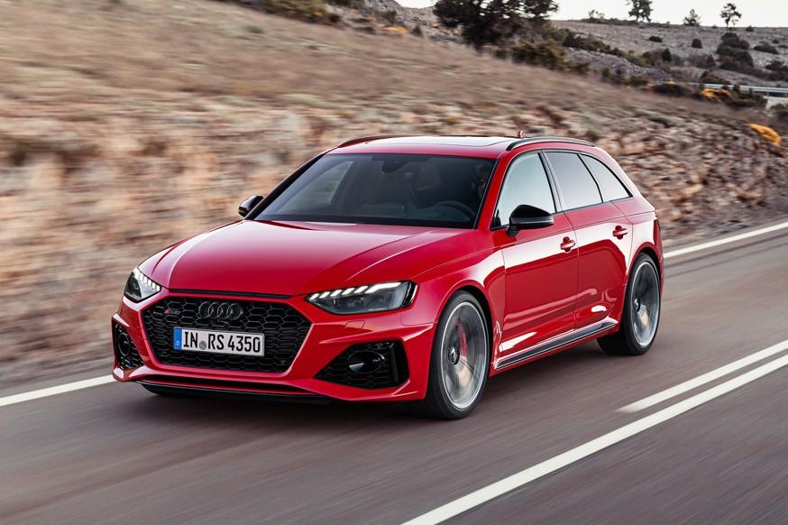 Audi обновила заряженный универсал RS 4 подретушированное лицо и прежний мотор